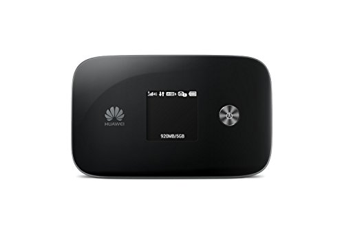 Huawei E5786 LTE Cat. 6 Wlan Hotspot schwarz