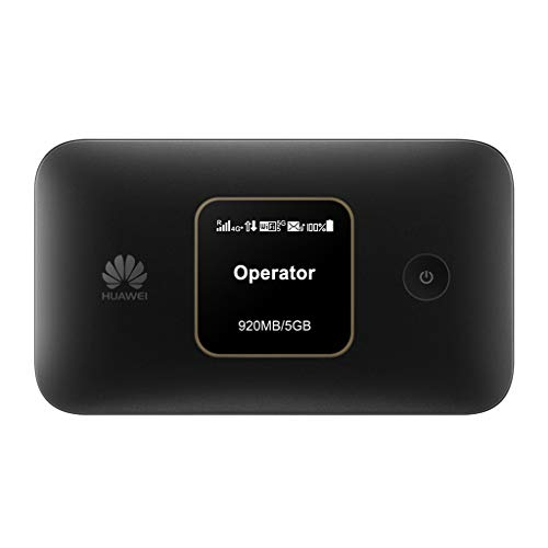 Huawei Router E5785-92c mobiler LTE Hotspot bk, schwarz