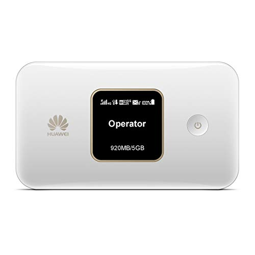 Huawei E5785LH-92C LTE CAT6 Mobile Router, Hotspot, Farbe:Weiß (White)