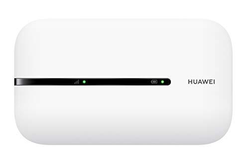 Huawei E5576-320 4G, günstiger Reise-Hotspot, Roams in Allen Welt-Netzwerken, Keine Konfiguration erforderlich, Originalteil