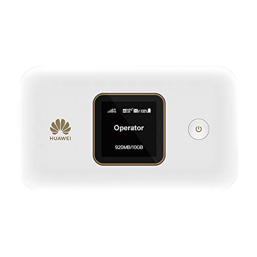 Huawei E5785LH-92C 4G LTE CAT6 Mobile Router, Hotspot, Farbe:weiß (white)